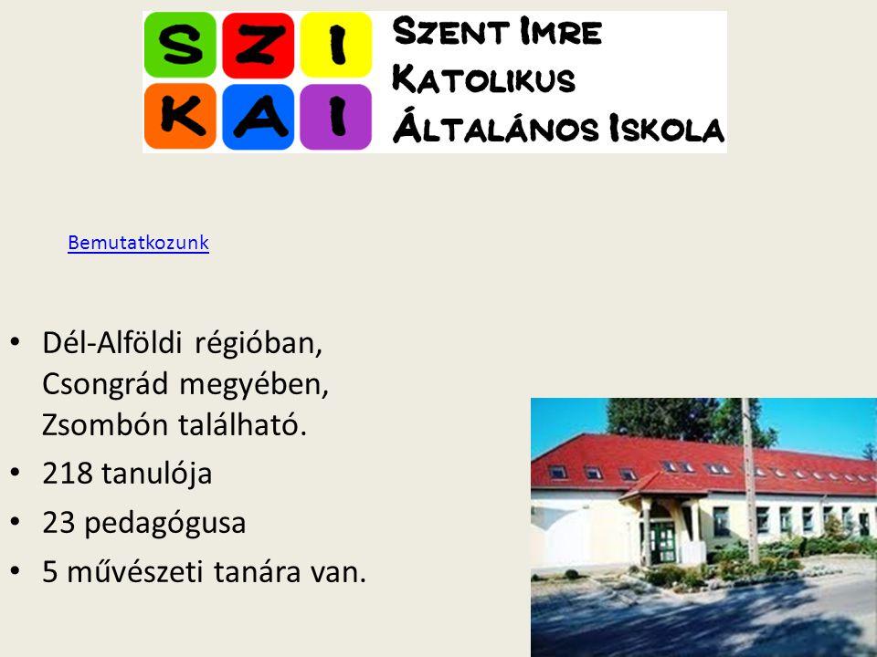 Dél-Alföldi régióban, Csongrád megyében, Zsombón található.