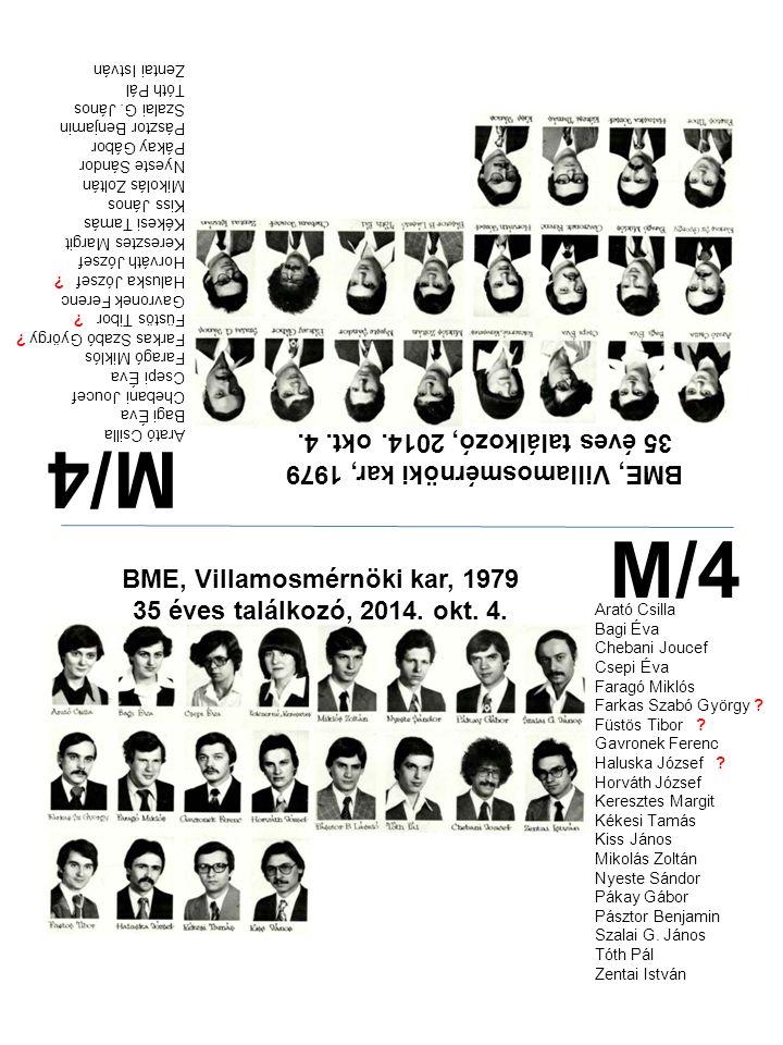 M/4 M/4 35 éves találkozó, 2014. okt. 4.