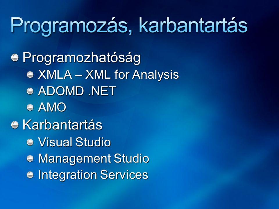 Programozás, karbantartás