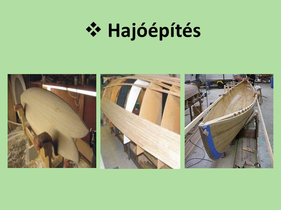 Hajóépítés