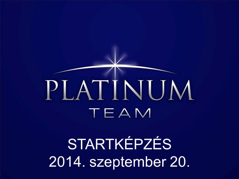 STARTKÉPZÉS 2014. szeptember 20.