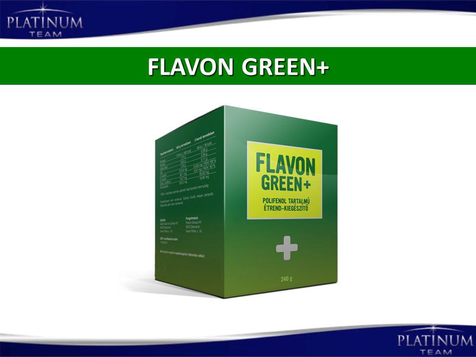 FLAVON GREEN+