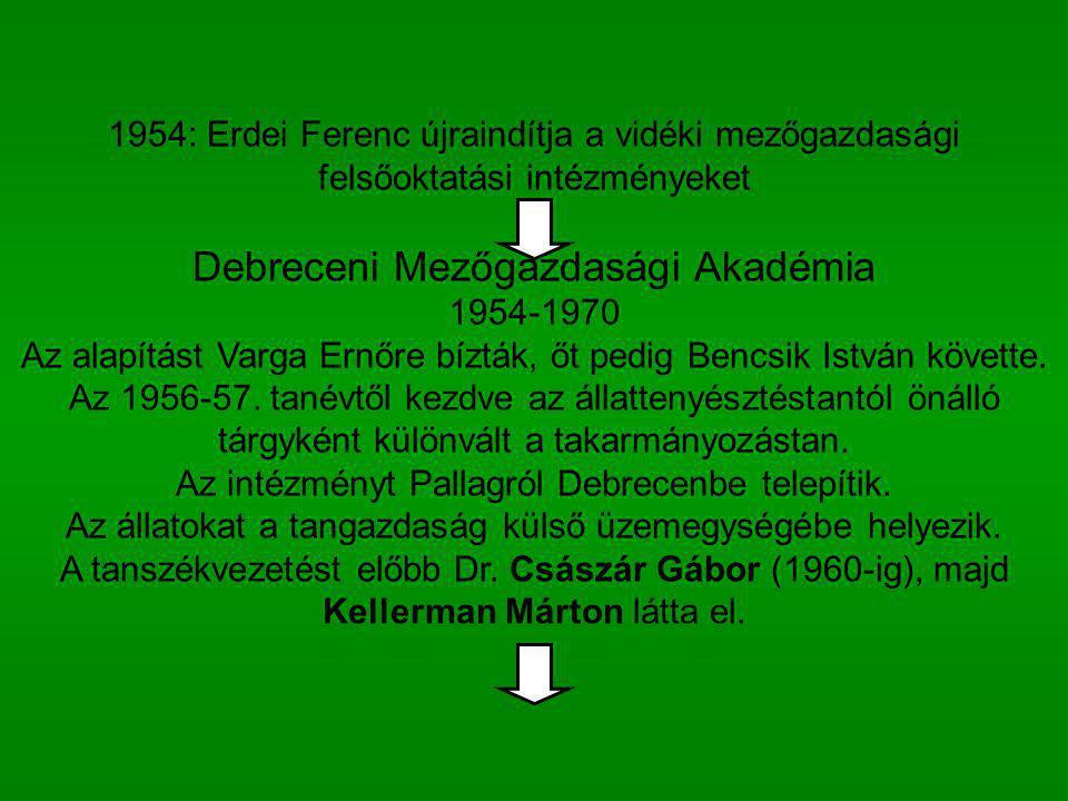Debreceni Mezőgazdasági Akadémia