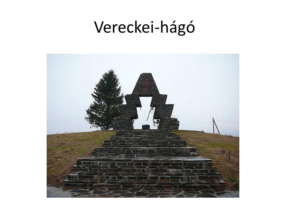 Vereckei-hágó