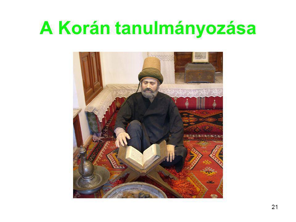 A Korán tanulmányozása