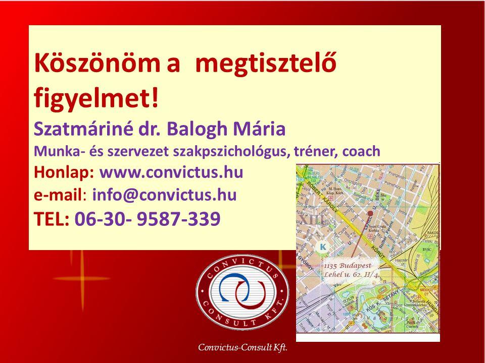 Convictus-Consult Kft.