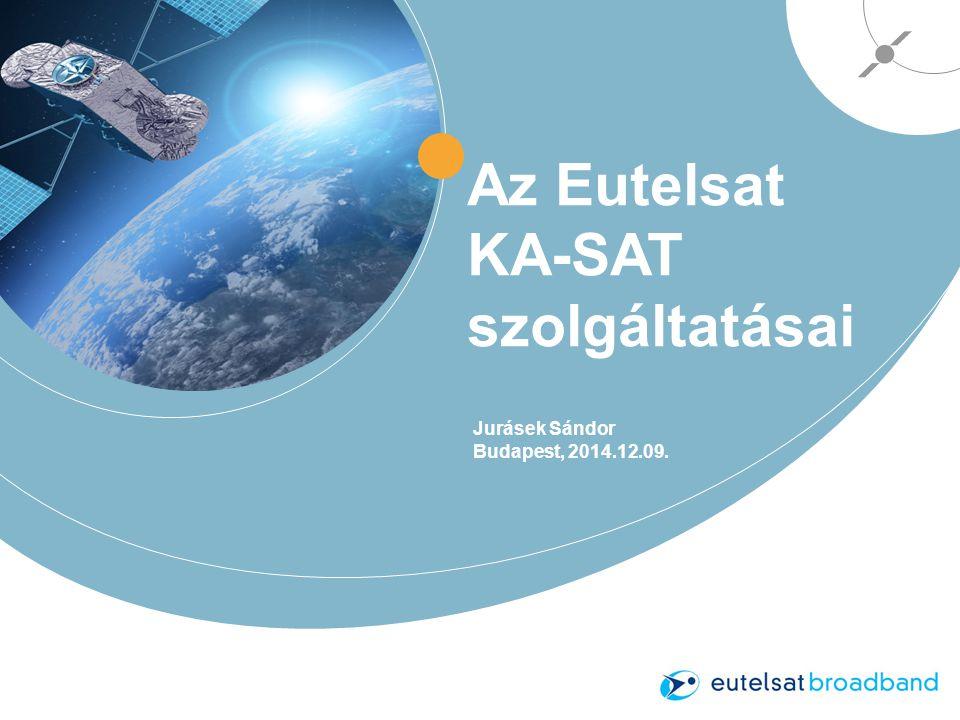 Az Eutelsat KA-SAT szolgáltatásai