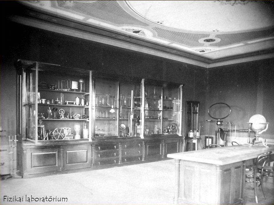 Fizikai laboratórium