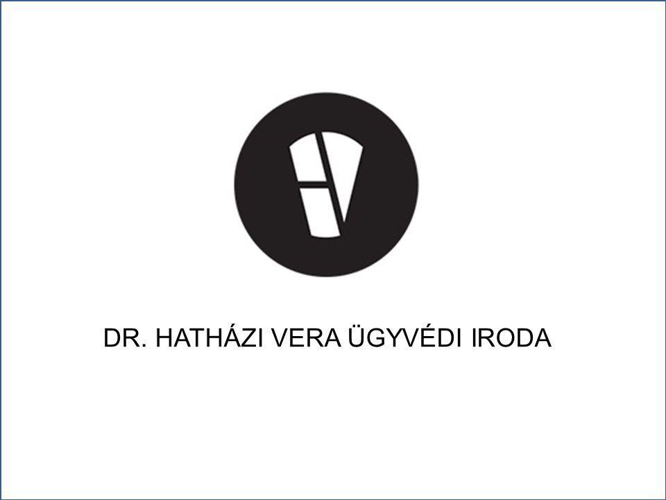 DR. HATHÁZI VERA ÜGYVÉDI IRODA