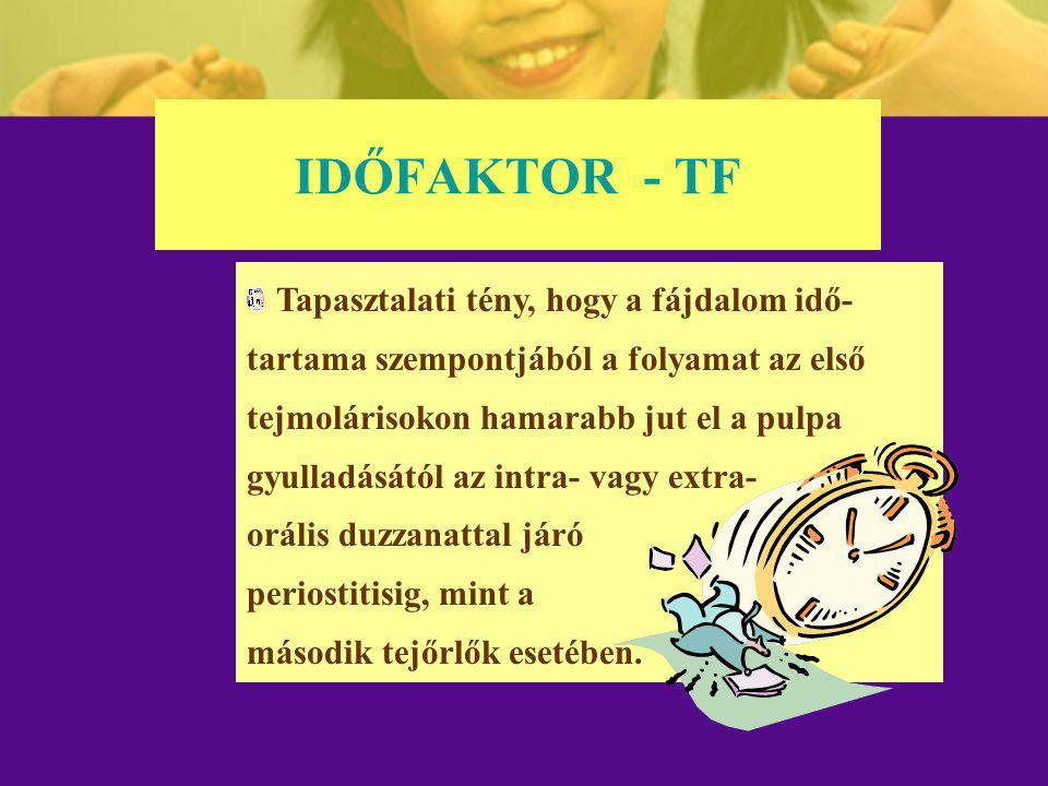 IDŐFAKTOR - TF