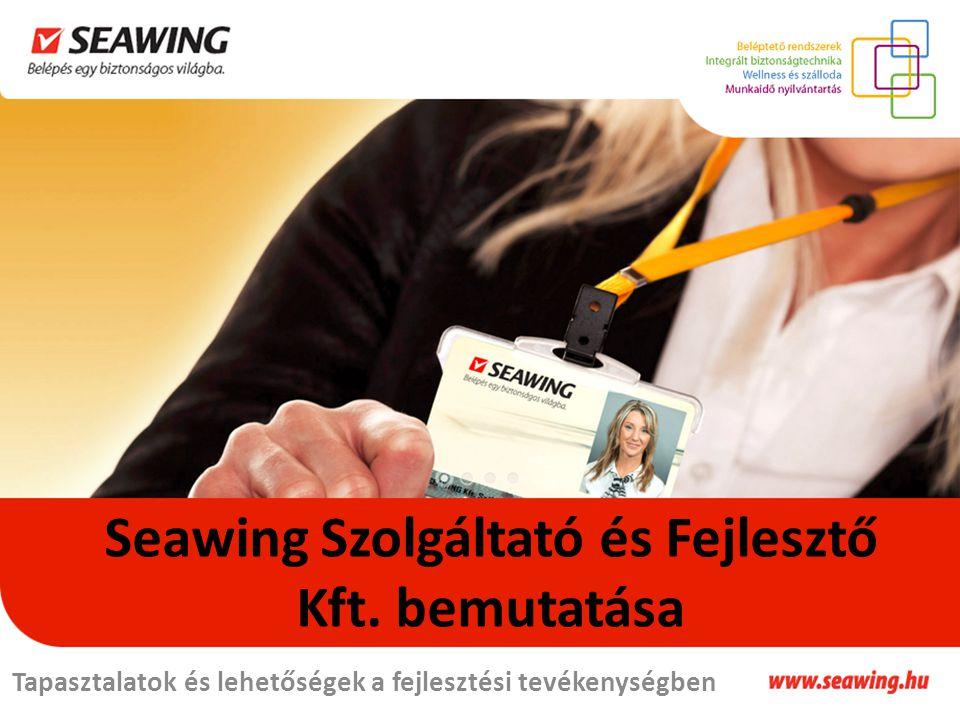 Seawing Szolgáltató és Fejlesztő Kft. bemutatása