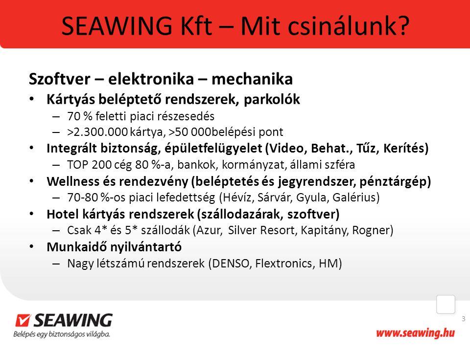 SEAWING Kft – Mit csinálunk