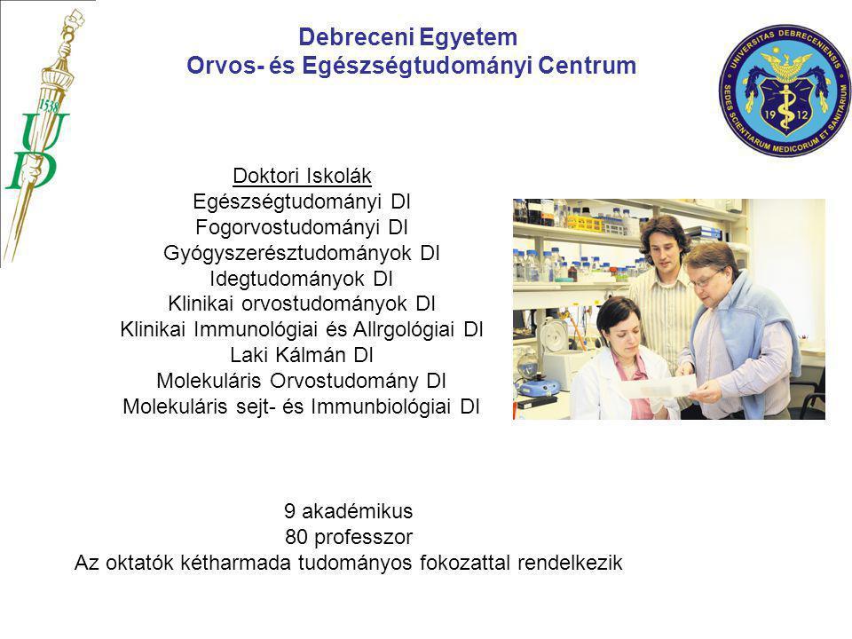 Orvos- és Egészségtudományi Centrum