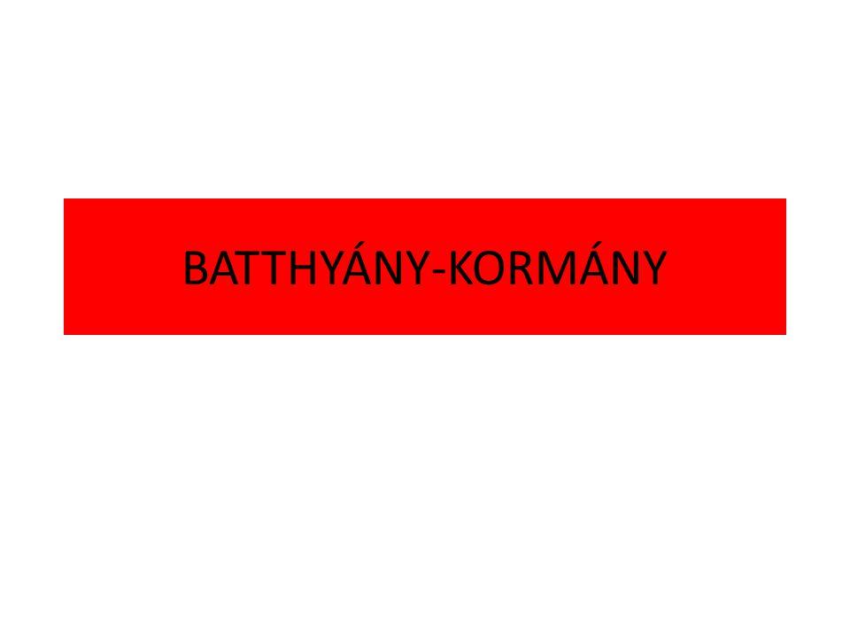 BATTHYÁNY-KORMÁNY