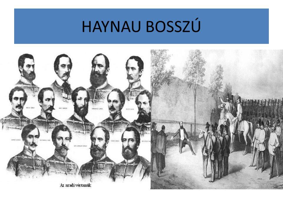 HAYNAU BOSSZÚ