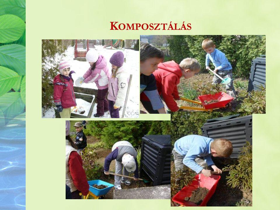 Komposztálás