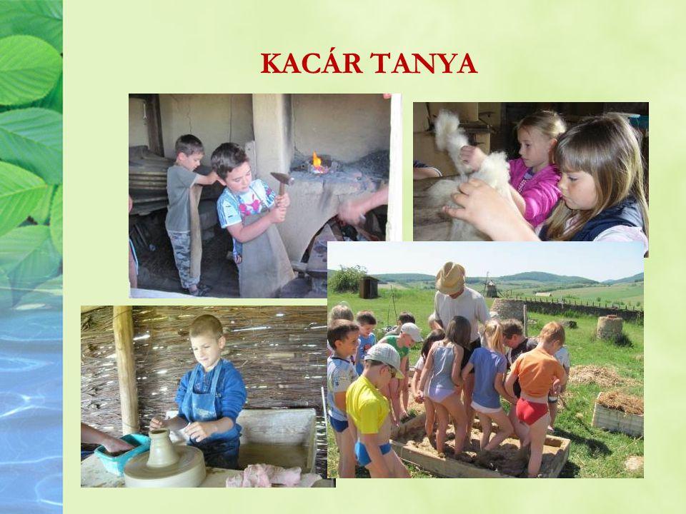 KACÁR TANYA