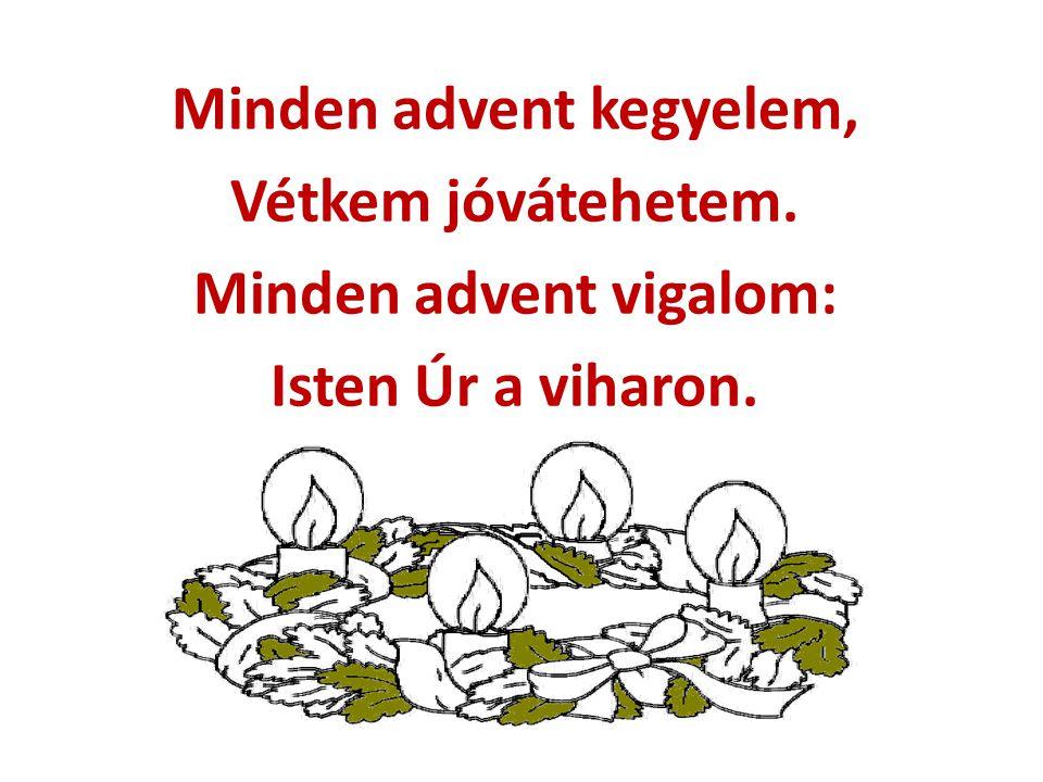 Minden advent kegyelem, Vétkem jóvátehetem