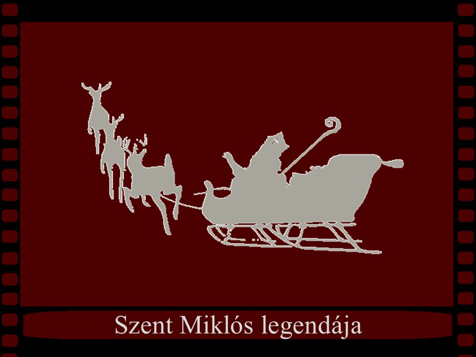 Szent Miklós legendája