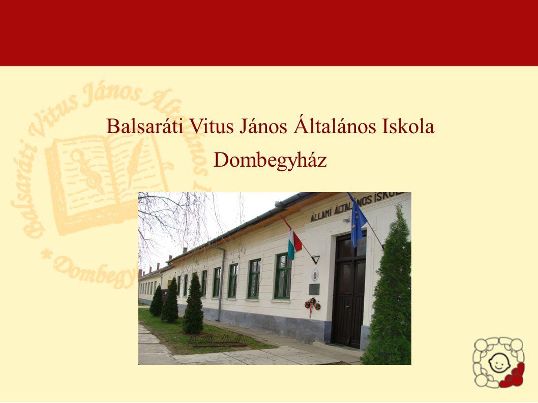 Balsaráti Vitus János Általános Iskola