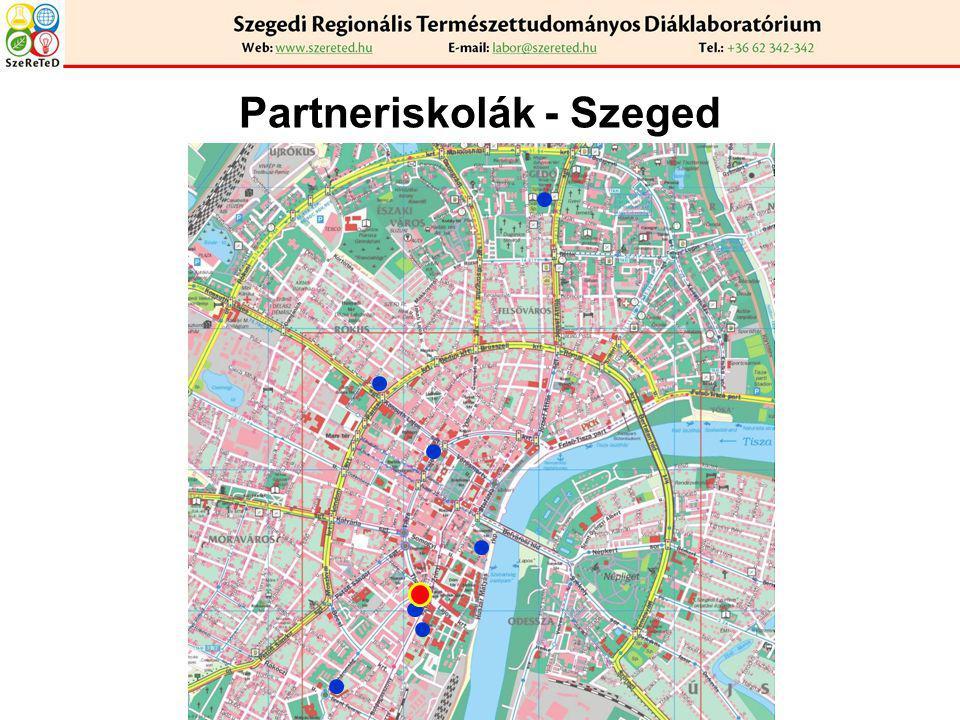 Partneriskolák - Szeged