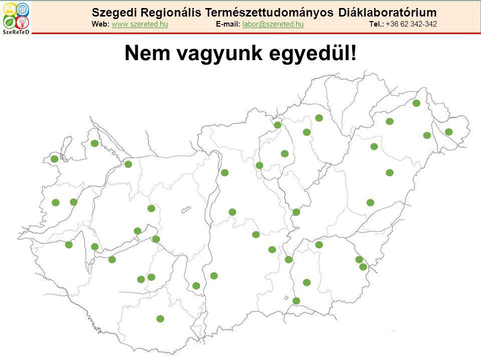 Szegedi Regionális Természettudományos Diáklaboratórium