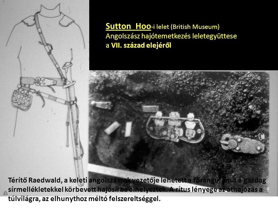 Sutton Hoo-i lelet (British Museum)