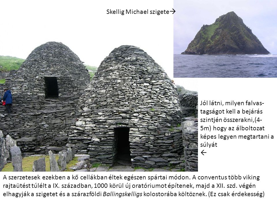 Skellig Michael szigete