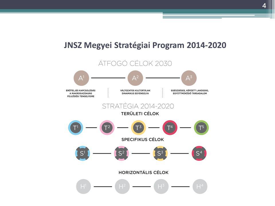 JNSZ Megyei Stratégiai Program 2014-2020