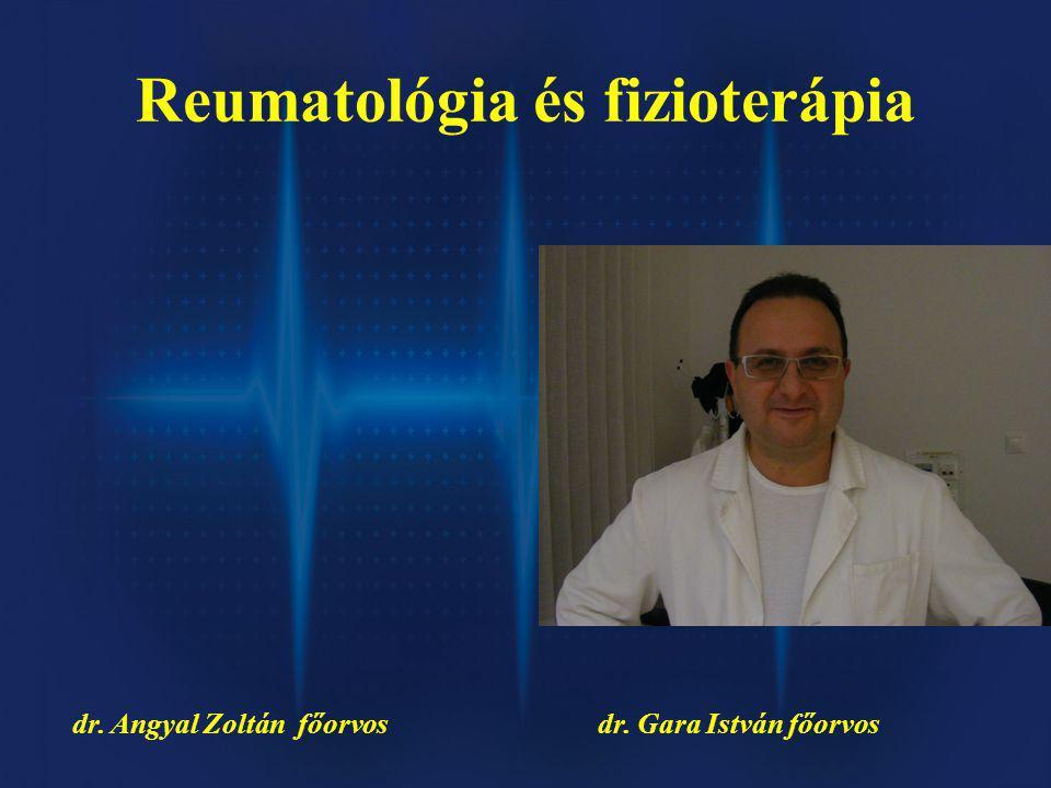 Reumatológia és fizioterápia