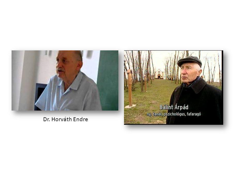 Dr. Horváth Endre