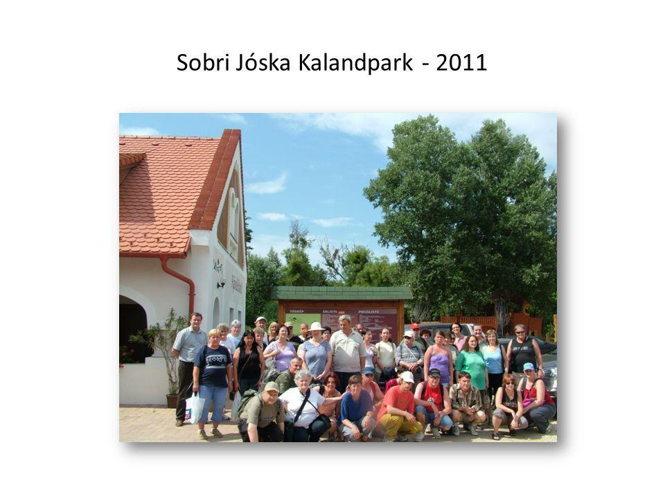 Sobri Jóska Kalandpark - 2011