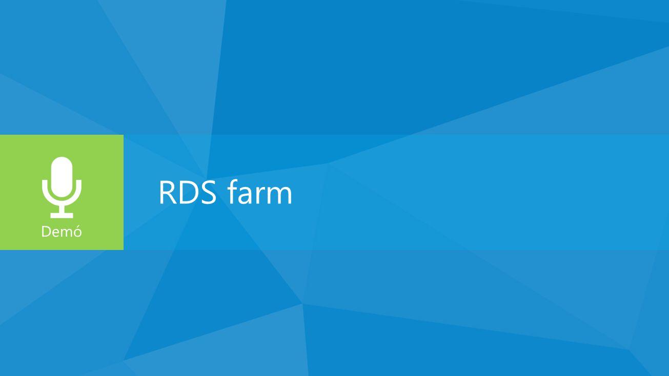 RDS farm