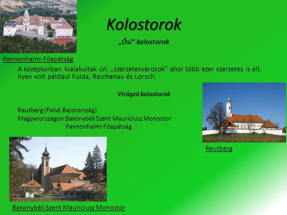 "Kolostorok ""Ősi kolostorok"