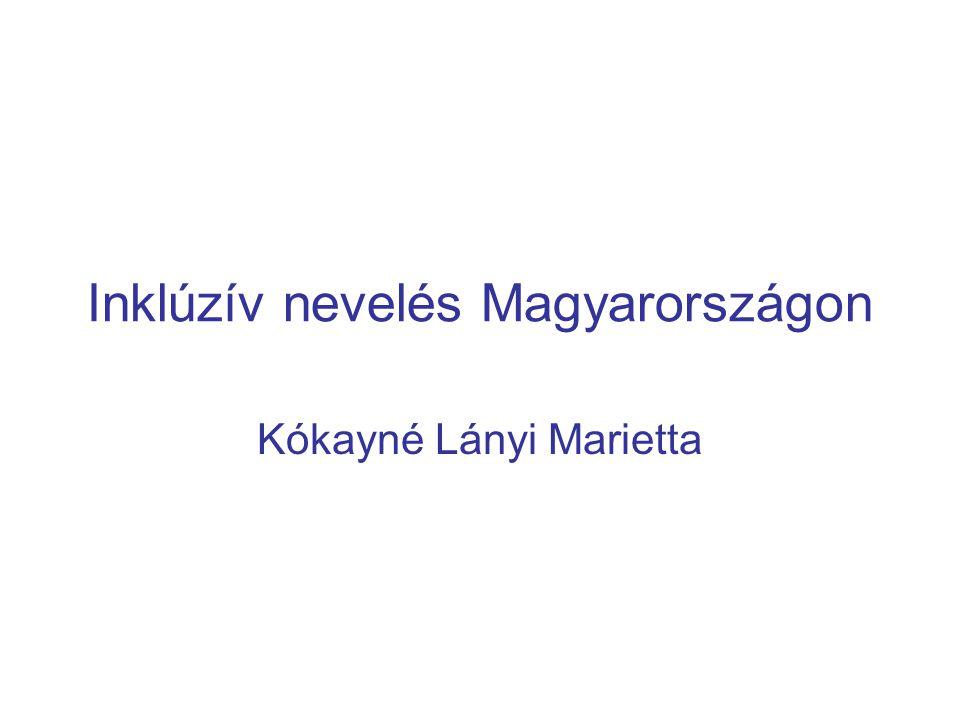 Inklúzív nevelés Magyarországon
