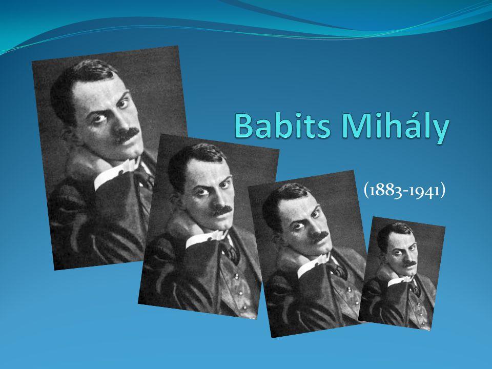 Babits Mihály (1883-1941)