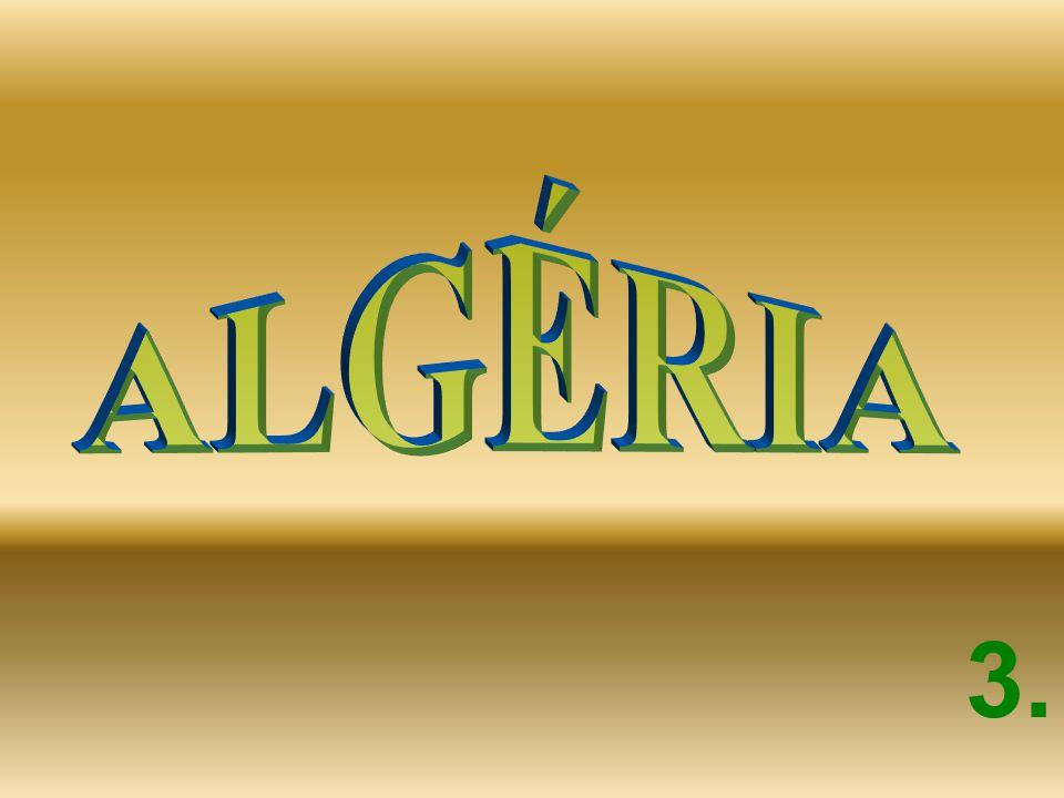 ALGÉRIA 3.
