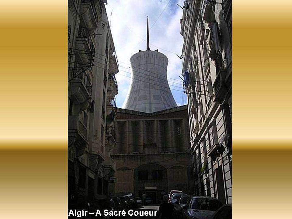 Algír – A Sacré Coueur