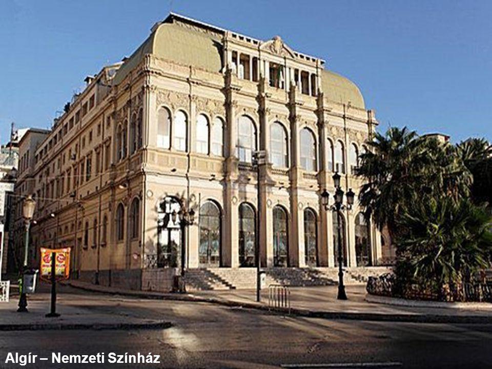 Algír – Nemzeti Színház