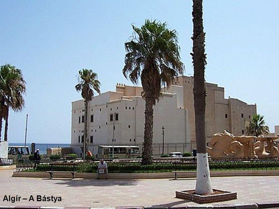 Algír – A Bástya