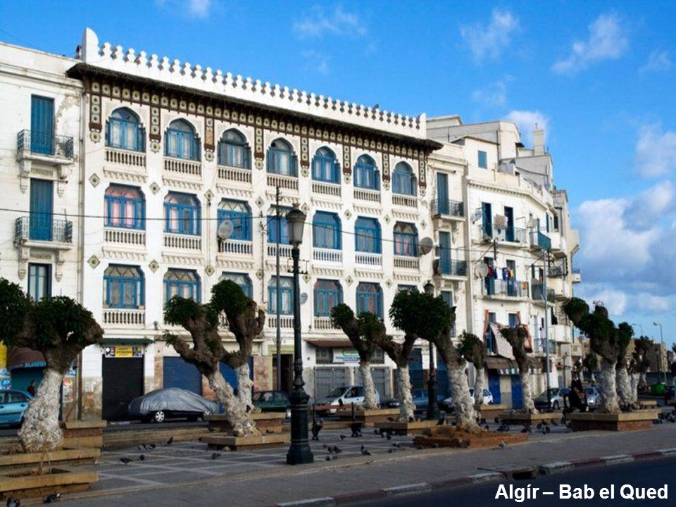 Algír – Bab el Qued