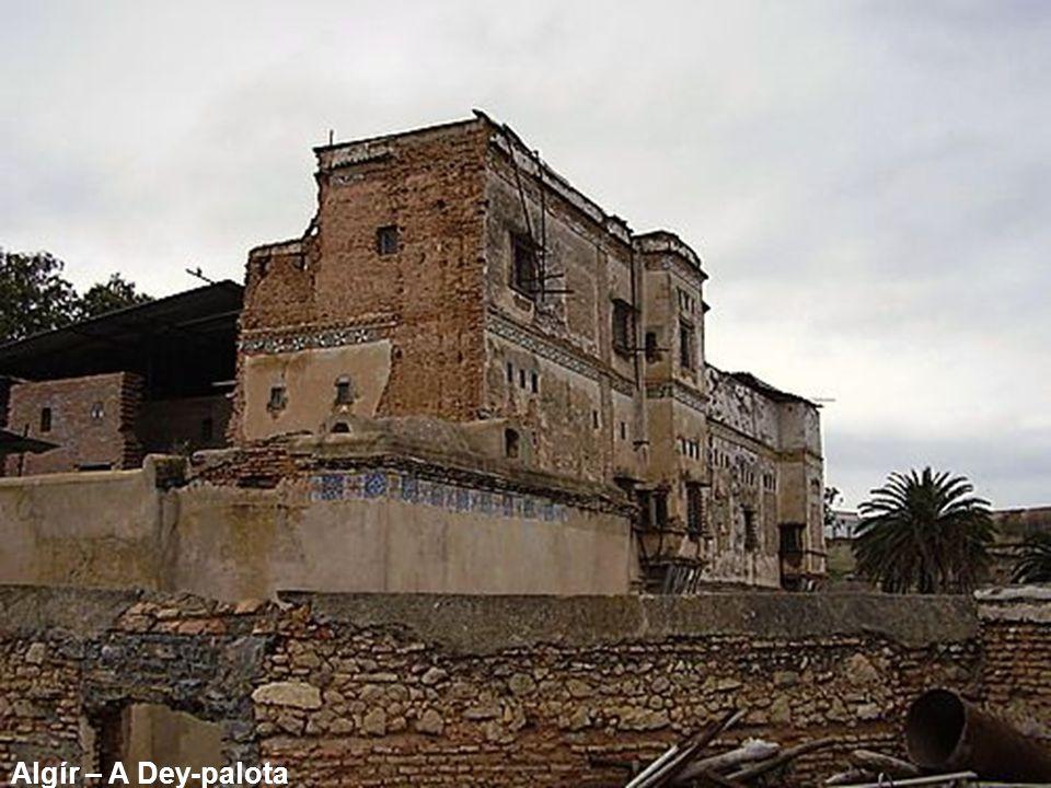 Algír – A Dey-palota