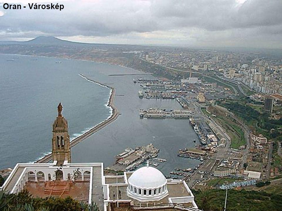 Oran - Városkép