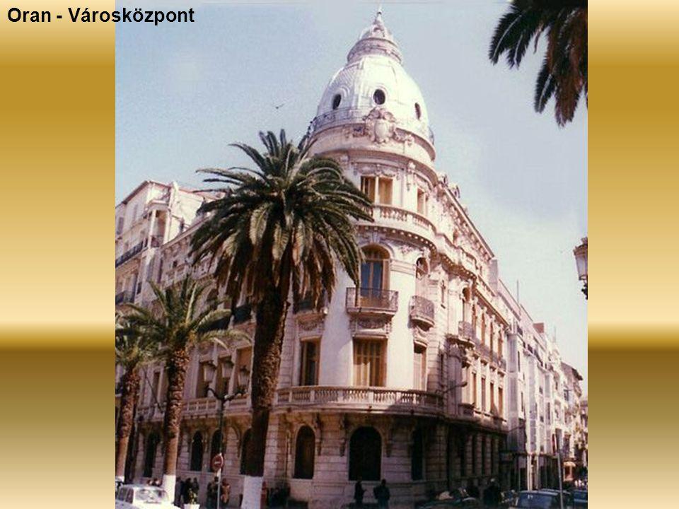Oran - Városközpont