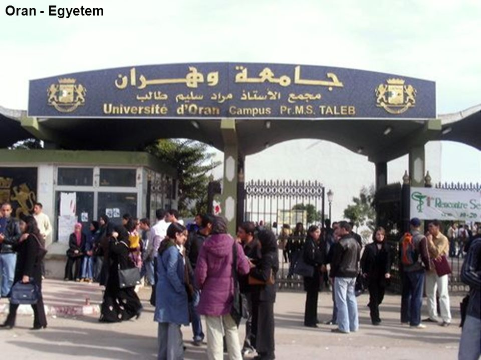 Oran - Egyetem