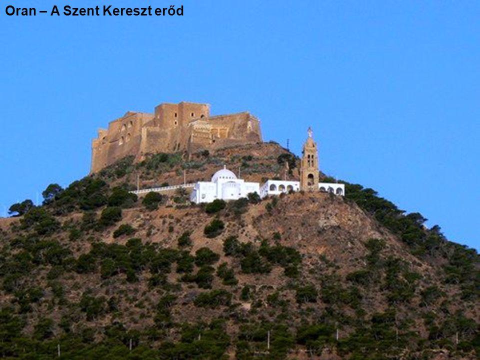 Oran – A Szent Kereszt erőd