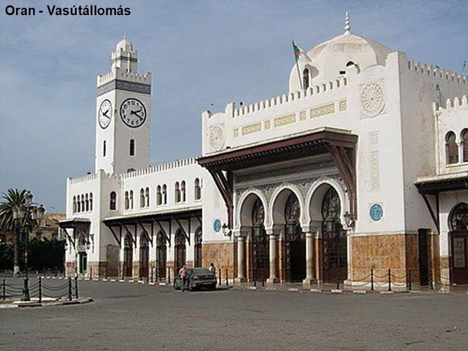 Oran - Vasútállomás
