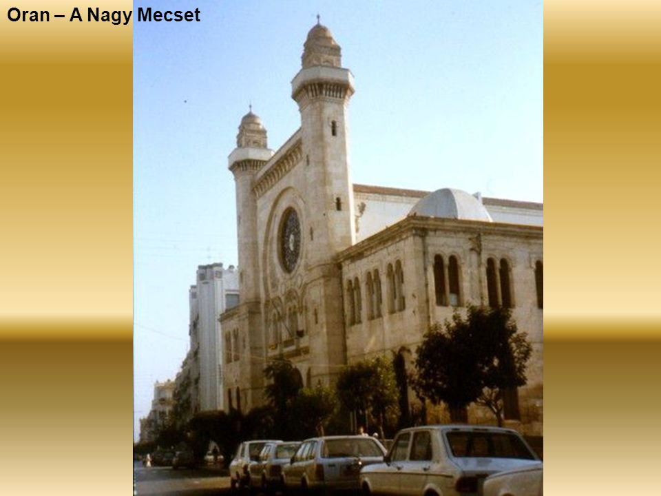 Oran – A Nagy Mecset