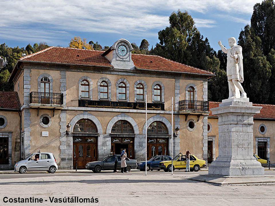 Costantine - Vasútállomás