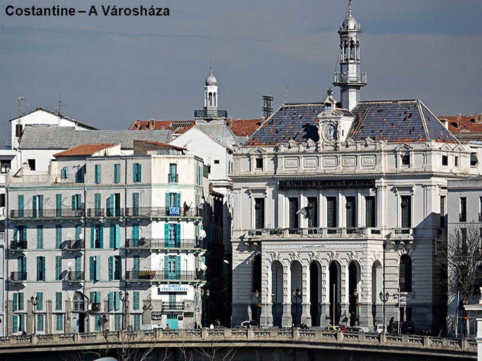 Costantine – A Városháza